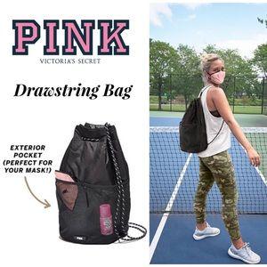 Just In! NWT VS Pink Drawstring Bag